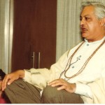 Gururaj teaching in the USA