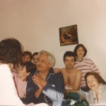 Last day in March 1988 – El Escorial Meditation Course