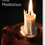 Melting into meditation